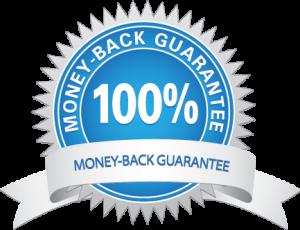 Rehabilitative exercise is backed by money-back guarantee