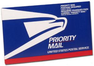 U.S. Postal Service envelope